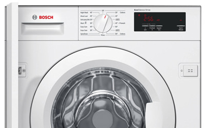 Integrated Washing Machines & Washer Dryers