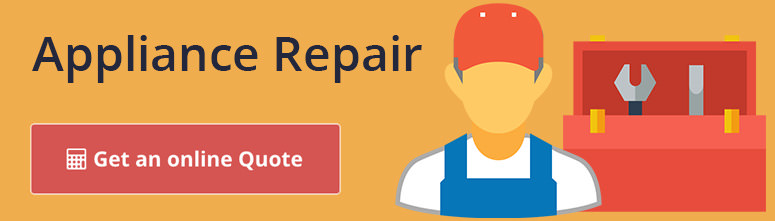 Book an Appliance Repairs Online